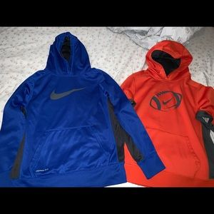 Nike pullovers